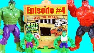 Download Hulk Episode 4 ! Hulk Plays Hide And Seek And Find Grandpa Hulk ! Superhero Toys Mp3 and Videos