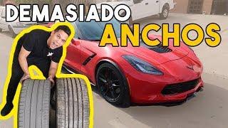BUSCANDO RINES PARA EL CORVETTE    ALFREDO VALENZUELA