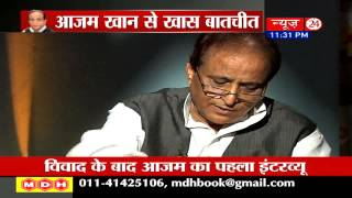 No regrets on Kargil statement, Azam Khan in exclusive interview with Ajit Anjum