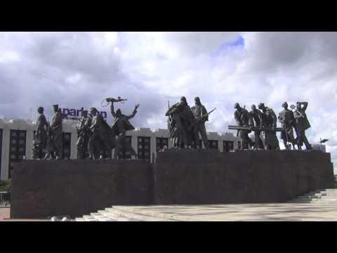 Saint Petersburg - Monument to the heroic defenders of Leningrad