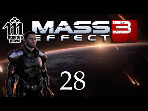 Let's Play Mass Effect 3 - 28 - Changeover [blind]