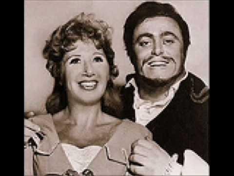 Luciano Pavarotti - A te o cara - Live 1972