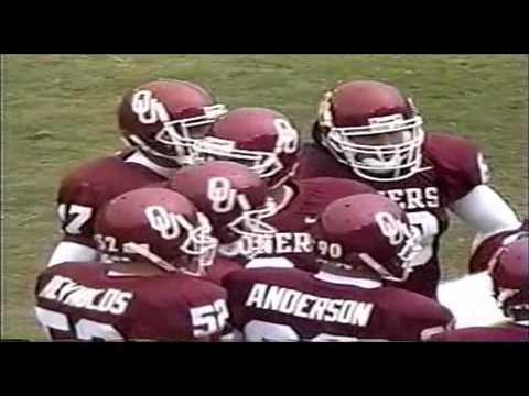 #10 Oklahoma Sooners vs. #11 Texas Longhorns - 2000