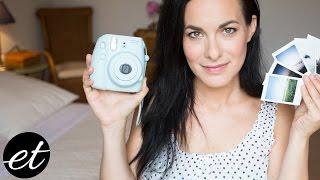 Instax Mini 8 Fujifilm Fotocamera Istantanea: REVIEW (con Pat) // ElenaTee Thumbnail