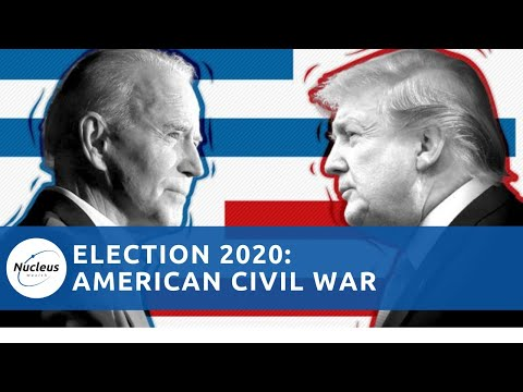 US Election 2020 - American Civil War | Nucleus Investment Insights