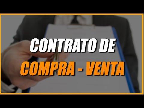El contrato de compra - venta