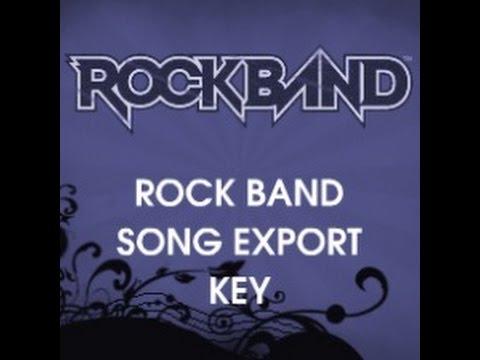 Rock Band News  Free Lego Rock Band, Track Packs, Rock Band 2 Songs Export Codes