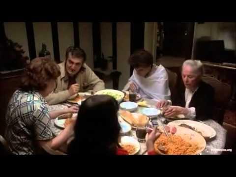 Saturday Night Fever  Family Dinner scene