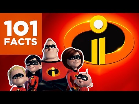 101 Facts about The Incredibles