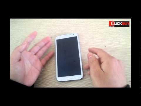 Cách test điện thoại samsung galaxy note2 koera qua sử dụng