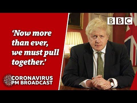 Boris Johnson announces new England lockdown 🔴 Covid briefings @BBC News live - BBC