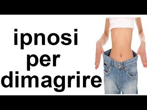perdita di peso di auto ipnosi online gratis