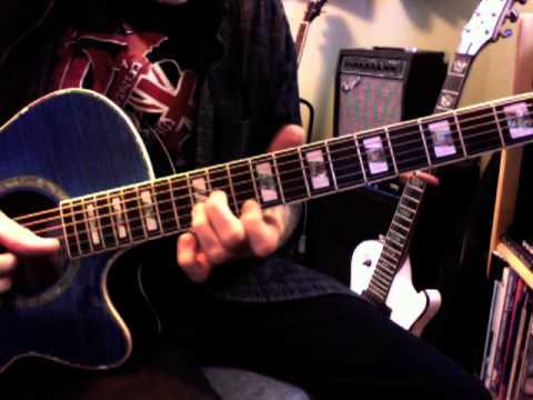 Guitar Video Lesson • Greensleeves Chord Melody