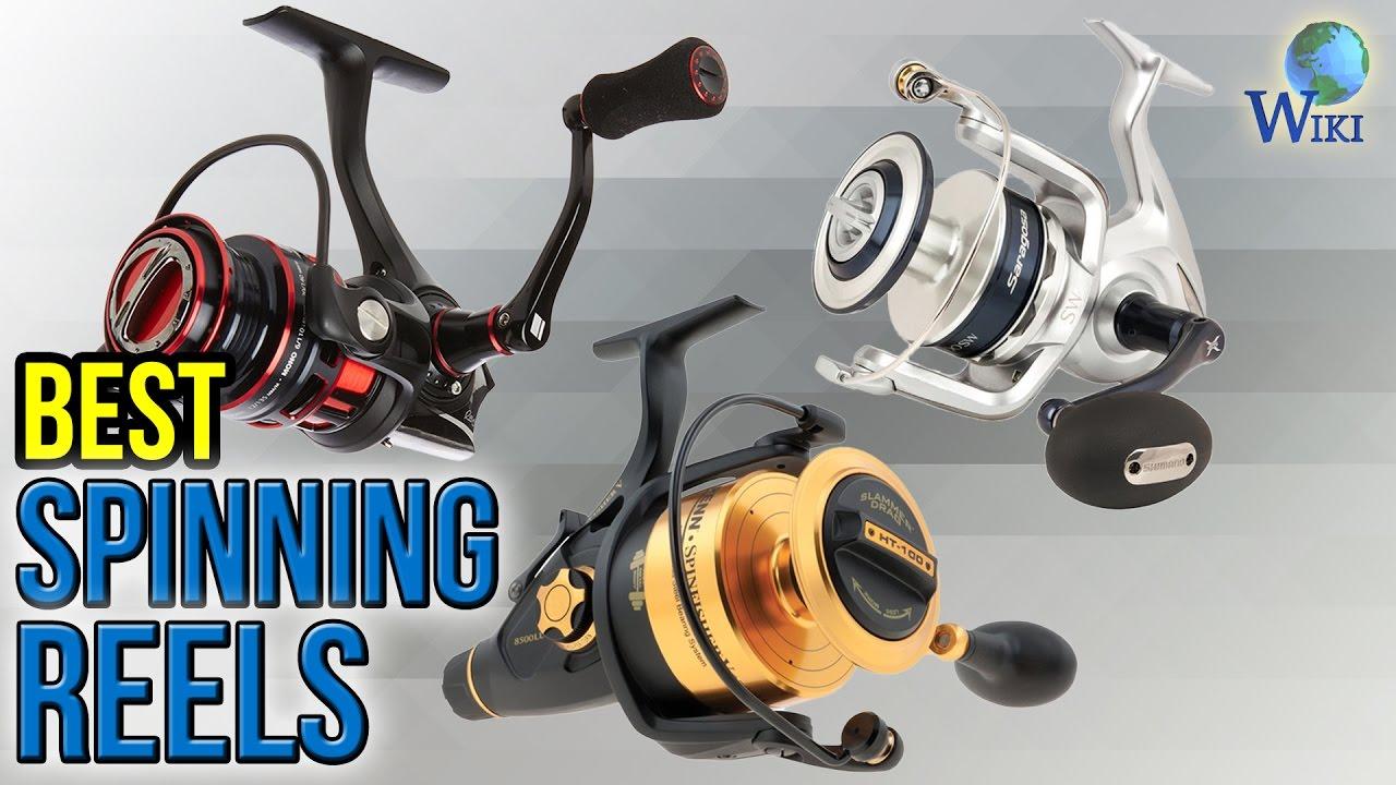 10 best spinning reels 2017 youtube for Best fishing reels 2017
