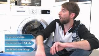Getestet von Euronics - Der Bosch Wärmepumpentrockner WTW875E0 Serie 8