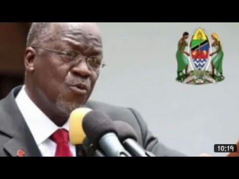 Ng'wana Kang'wa = Tanzania ya MAGUFULI OFICIAL VIDEO 2019