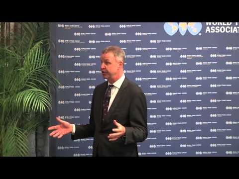 A Conversation with the CEO of World Trade Centers Association:  Eric Dahl
