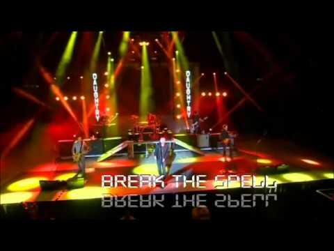 Daughtry- Break the spell Megamix