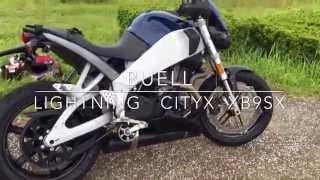 Buell Lightning CityX XB9SXが来た!!