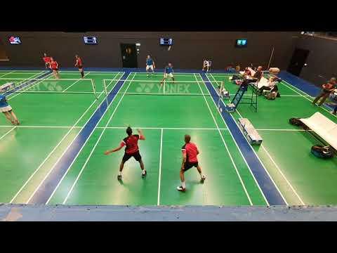 SWISS NL A: BC Zürich VS BC Yverdon-Les-Bains | Men's Double