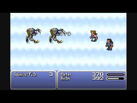 Final Fantasy VI Advance - Part 25: Baren Falls and the Veldt