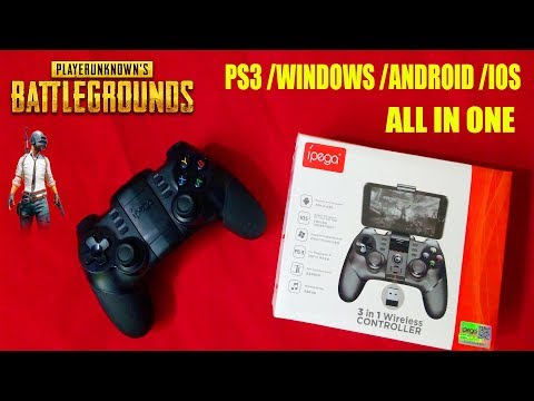Best PUBG MOBILE REMOTE CONTROLLER 🎮 + ps3 +windows+android