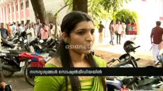 Saritha will go for legal proceedings towards the leaked of videos