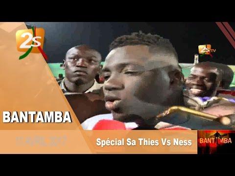 SA THIESS VS NESS : LES TEMPS FORTS