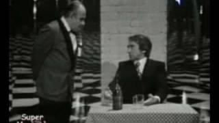 Walter Chiari al ristoranre