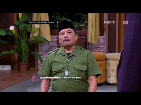 The Best Of Ini Talkshow  Pak Lurah Suruh Pak RT Kerumah Sule, Satu Studio Ini Talk Show Emosi