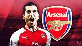 Gambar cover HENRIKH MKHITARYAN - Welcome to Arsenal - Genius Skills, Passes, Goals & Assists - 2017/2018 (HD)