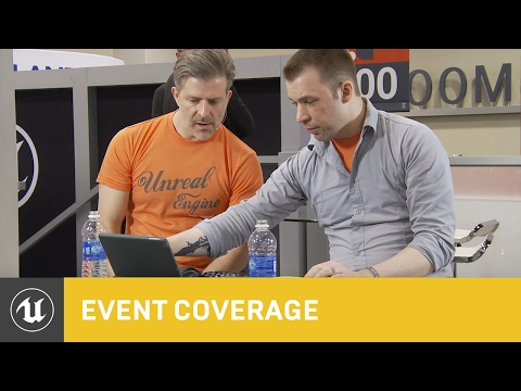 Live at GDC: Welcome to UE4 | 02 | GDC 2014 Event Coverage | Unreal Engine