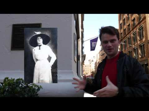 Kevin and Jimmy's Guide to New York City: NYU