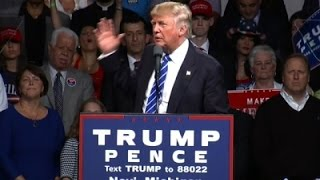 Trump to Obama: Don't Pardon Clinton by : Associated Press
