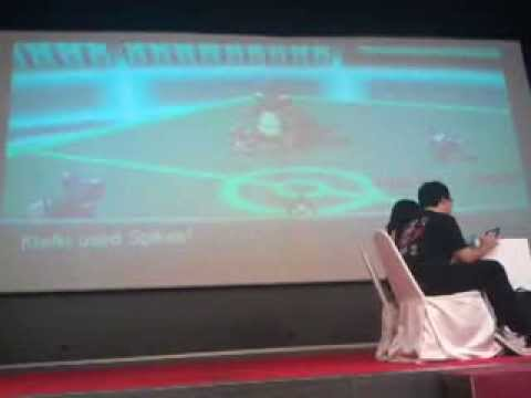 Pokemon Battle Royal @Ani-Chara Festival Special round
