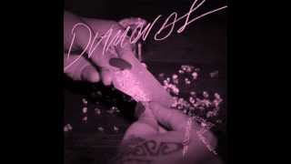 Rihanna & Kanye West Diamonds [Remix Clean]