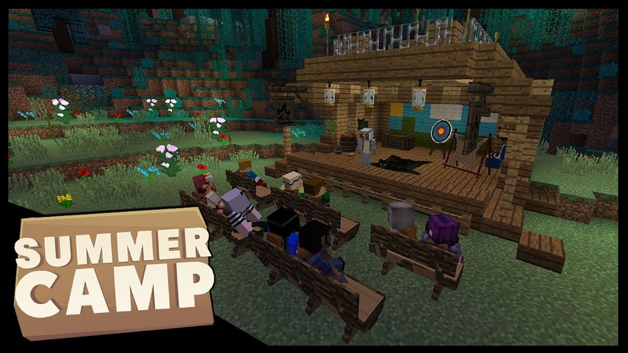 Bartl's Tech Camps - Minecraft Mania - Sports & Recreation ...