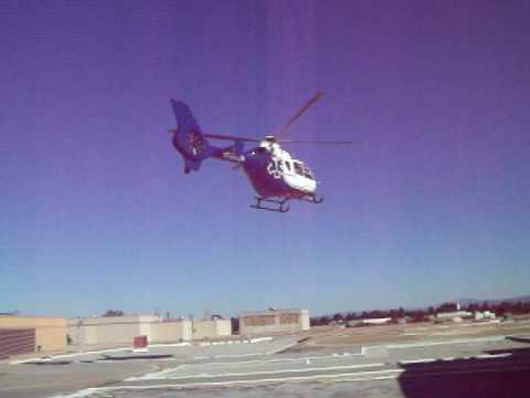 Stanford Lifeflight backup Aircraft