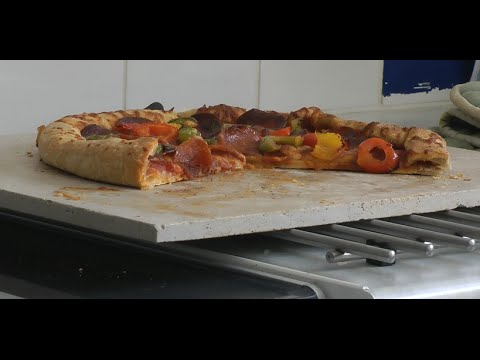 How To Make A Large Baking Or Pizza Stone For Under 5 Pounds