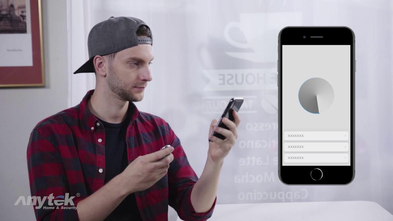 Download Anytek Fingerprint Lock