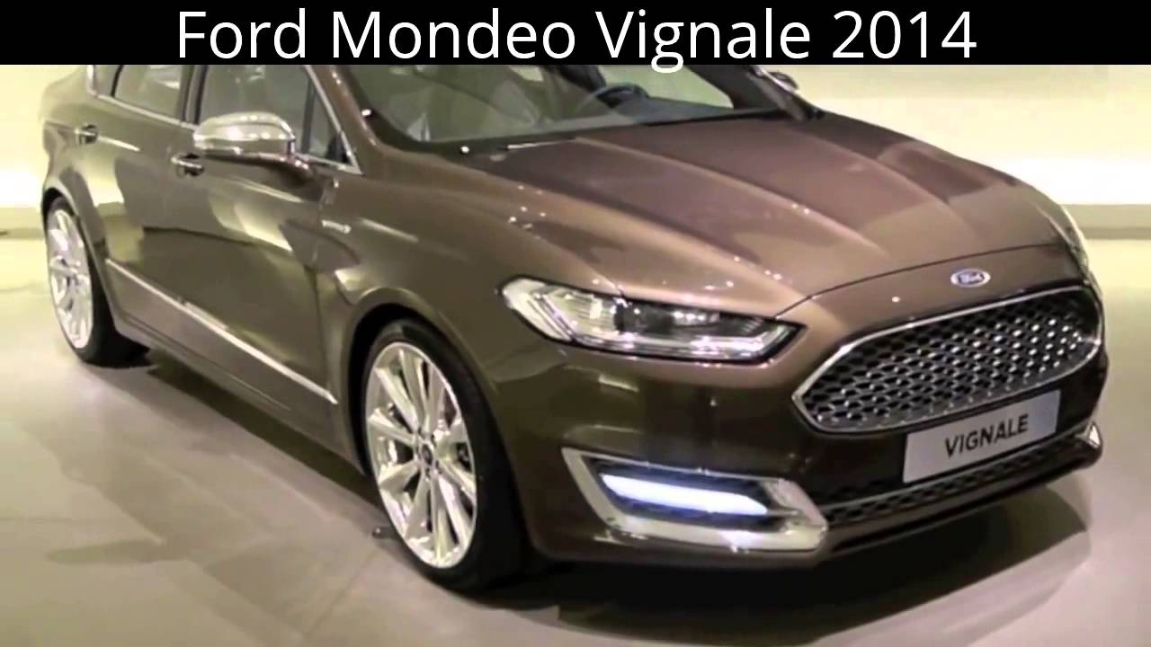 ford mondeo vignale 2014 youtube. Black Bedroom Furniture Sets. Home Design Ideas