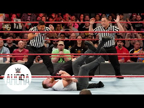 Seth Rollins vs. Dean Ambrose en WWE TLC: WWE Ahora