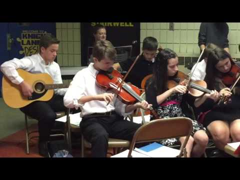 Barboursville Middle School Band Ensemble