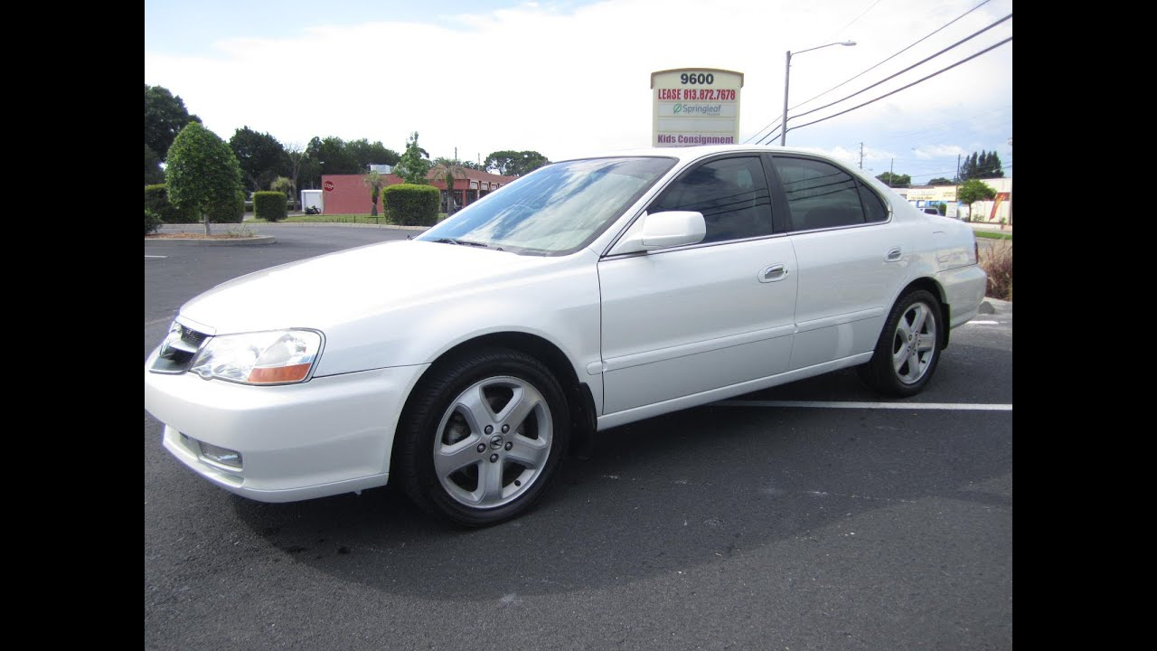 SOLD 2003 Acura 3.2 TL Type S Meticulous Motors Inc Florida For Sale