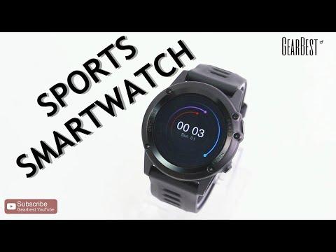 Microwear H1 3G Smartwatch - GearBest