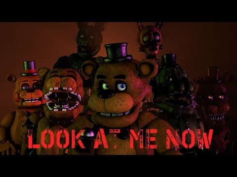 [FNaF SFM] Look at Me Now (TryHardNinja & Groundbreaking)