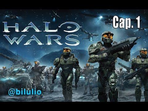 Halo Wars Cap. 1