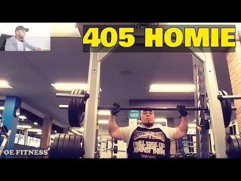 HOW TO USE THE SMITH MACHINE..