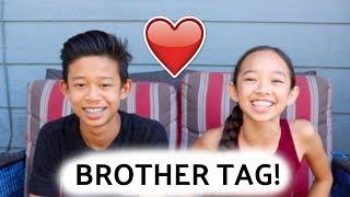 BROTHER TAG! Nicole Laeno