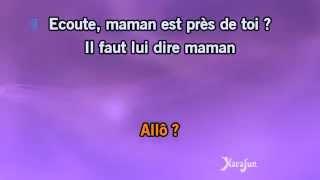 Karaoké Le téléphone pleure - Claude François *